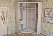 Háló ötletes szekrény