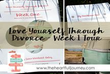 Love Yourself Through Divorce - Product Tour / Take a tour of the Love Yourself Through Divorce which launches Dec. 5th, 2016! This course helps women focus on themselves during divorce as way to cope with the pain and soar through the healing process.