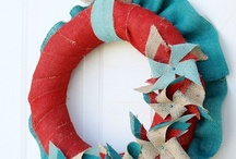Wreaths  / by Nicole Helland