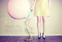 Birthday Balloons Idea