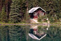 Déco : Ambiance trappeur / nature / On s'inspire de la nature et des grands espaces pour créer un chez soi accueillant et confortable.  Des couleurs douces et des matières naturelles : on transforme son intérieur en véritable petit cocon de douceur. Qu'est ce qu'on se sent bien chez soi !