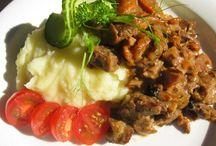 Roast(kött/liha