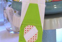 Quilt Blocks - Paper Piecing