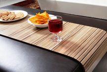 Esser Koltuk Sehpası / Şık ve pratik bir koltuk sehpası