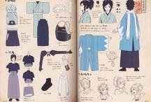 touken ranbu artbook