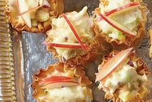 Recipes: Appetizers / by Sue Homemaker