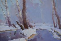 #Winter#Snow#White