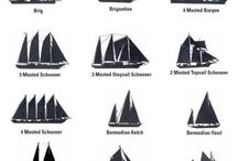 Ships / Sailing ships boats