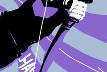 Clint Burton comics