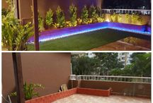 Balcony Garden / Mycloudforest specializes in creating amazing balcony gardens for urban homes.