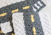 crochet - city