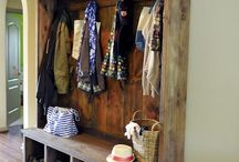 For The Home - Mudroom  / by Paula Davis