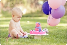 Cake Smash/ 1st Birthday {Photography}