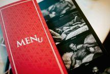 menu design ladies club