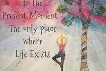 Reiki, Yoga, Moon & Mediatie