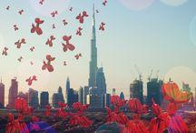 Dubai THE DREAMING SKY
