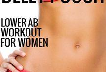 fitness lower abss