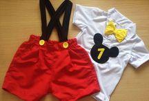 festa de 5 Mickey
