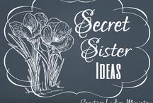 Secret Sister Ideas