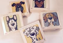 Licensing: CounterArt Coasters