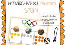 Thema sport en bewegen