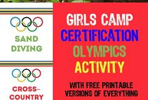 girls camp / by Rachael Olson