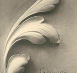 Modelli stucchi plastici in marmorino o argilla