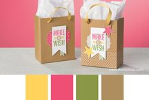 Stampin' Up! Color Combos / by Michelle Curran-Borrego, Independent Stampin' Up! Demonstrator