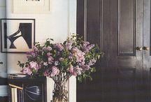 Interior flowers / Interior flowers