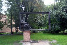 Rzeźby/Sculptures