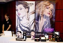 Trend Show Make Up For Ever - Napoli / Trend Show Make Up For Ever - Napoli 12 Ottobre 2014
