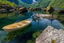 Norway wallpaper / Scandinavia landscape. Wallpaper. Wallpapers. Android.Travel