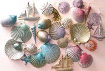 arte con conchas