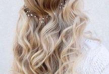 Hair// ideas my party