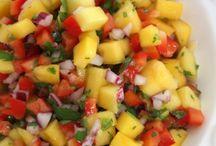 Mango / Salat eller salsa