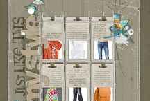 scrapbooking / by Beth Trabue