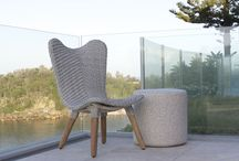 Outdoor Furniture Ideas / Outdoor furniture that injects style and personality into your living space.