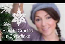 sneeuwvlok haken you tube