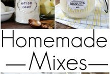 Home made mixes
