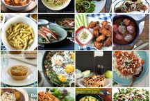 Gluten & Grain Free Meal Plans / A collection of gluten and grain free meal plans from around the web.