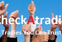Checkatradie / Find A Tradie In Australia -  All the best trades hang out at checkatradie
