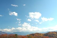 Great Smoky Mountains / Spectacular sunrises, sunsets and views of the Great Smoky Mountains in East Tennessee. There's nothing like the skies over the Great Smoky Mountains National Park and Gatlinburg TN.