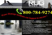 Home  Improve Services- Water Damage Cleanup
