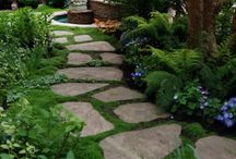 House/patio/garden / by Angie Folgar