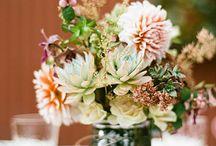WEDDING| Centerpieces