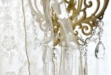 chandeliers / by Brenda Grommon