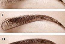 Hairstyles,makeup