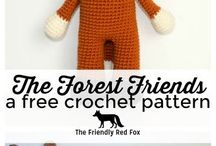 Crafty Makes: Crochet Toys