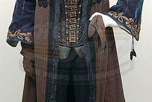 17th - 19th Century Dress