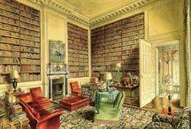 Interior watercolor